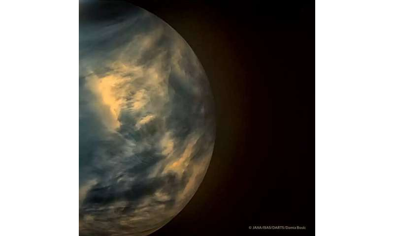 The detection of phosphine in Venus' clouds is a big deal – here's how we can find out if it really is life