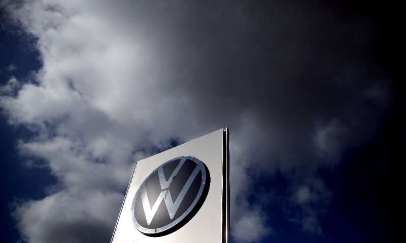 The 'dieselgate' emissions cheating scandal has been dogging VW since 2015