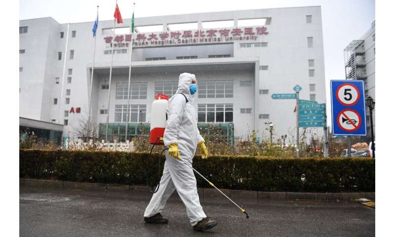 The epidemic has continued to spread across China and hundreds of cases have emerged in more than two dozen countries