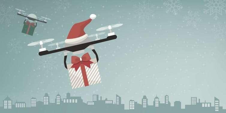 Hantu Natal yang belum datang: bagaimana AI'SantaNet' bisa menghancurkan dunia