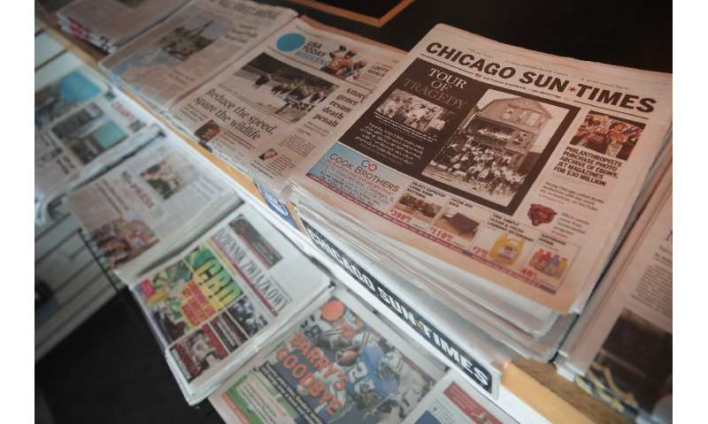 The Google initiative to partner with news organizations comes with many legacy outlets struggling with declining print readersh