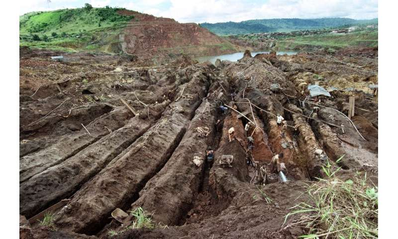 The high levels of mercury in the Brazilian Amapa region are being caused by illegal gold mining, according to a researcher from