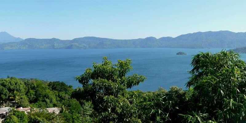 The Illopango volcano erupted 1590 years ago, shaking the Mayan civilization