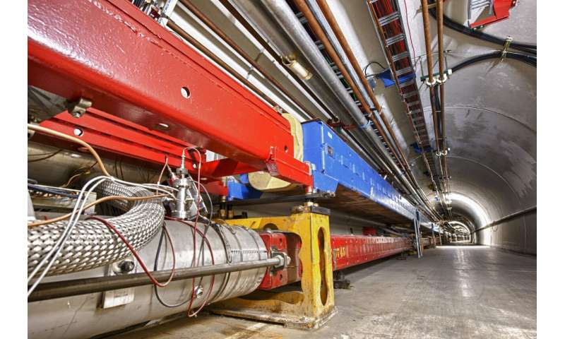 The power of attraction: magnets in particle accelerators