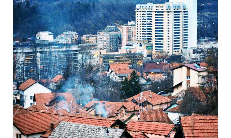 There have been protests this week in the Bosnian city of Tuzla