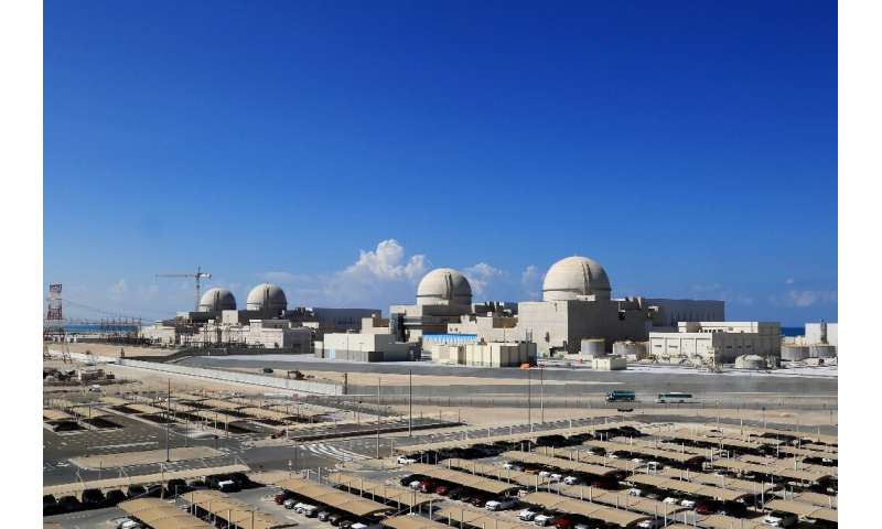 The United Arab Emirates has stressed repeatedly that there is no military dimension to its nuclear programme and that internati