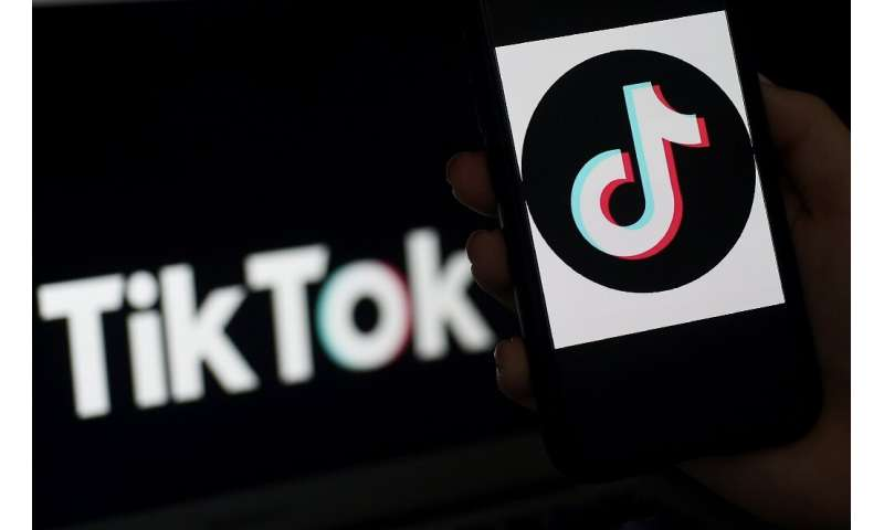 The US government has said TikTok is a national security threat - allegations the company denies