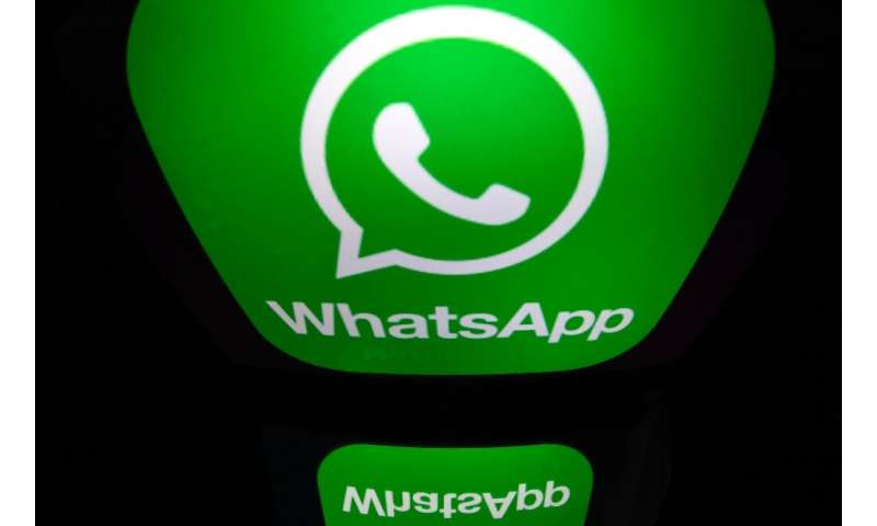 The WhatsApp mobile messaging service owned by Facebook said it has more than two billion users as it reaffirmed its commitment