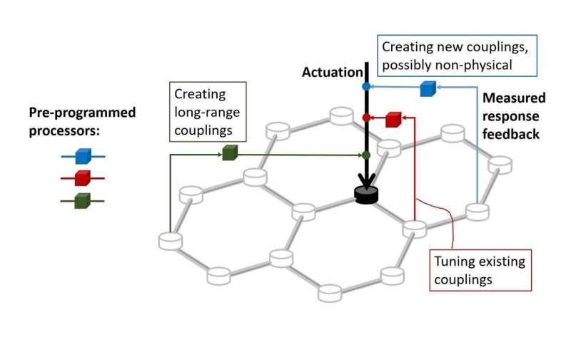 Topological mechanical metamaterials go beyond Newton's Third Law