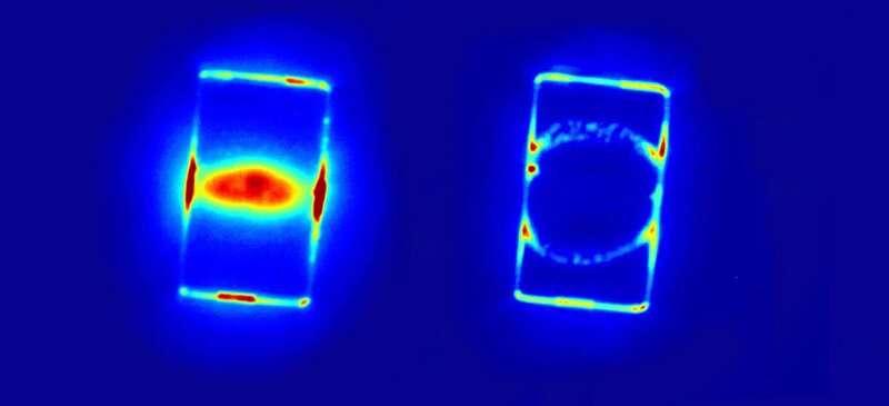 Tough love: intense glare helps next-gen solar tech through awkward phase
