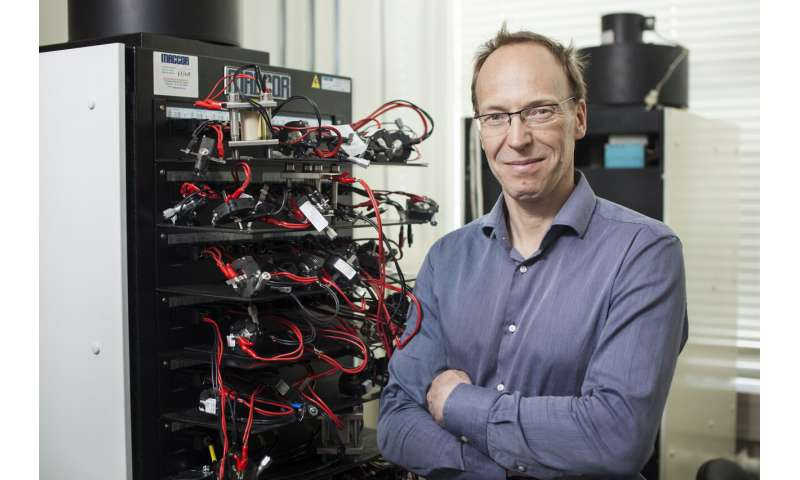TU Delft formula brings green new battery closer to reality