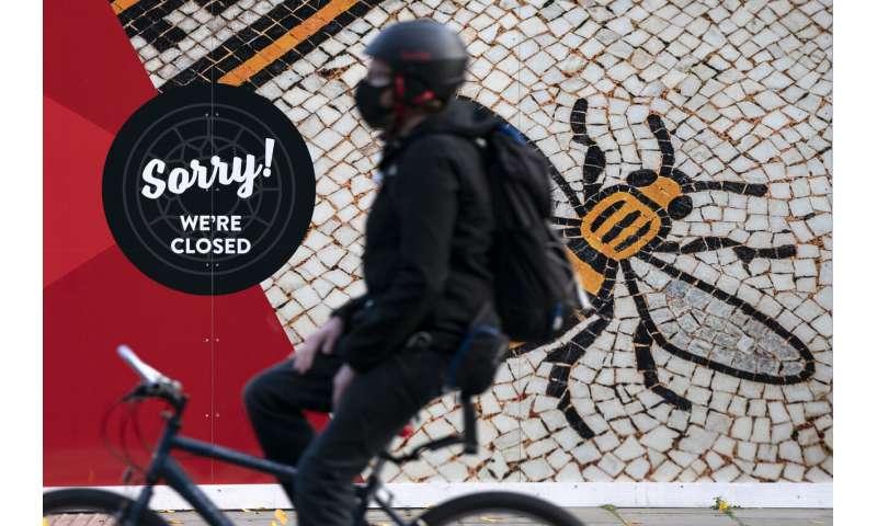 UK's Johnson imposes tough virus restrictions on Manchester