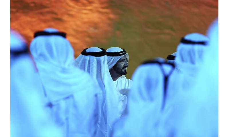 United Arab Emirates to launch spacecraft to moon in 2024