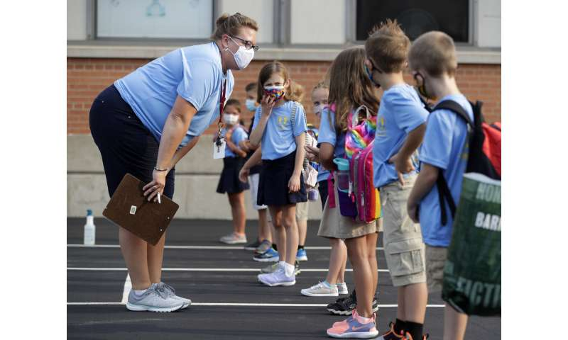 Virus cases rise in US heartland, home to anti-mask feelings