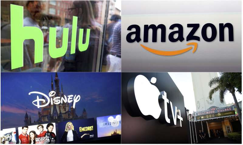 Virus-shocked Hollywood gets break with streaming services