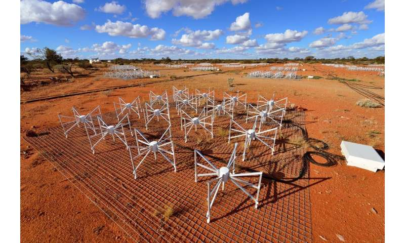 Why radio astronomers need things quiet in the middle of a WA desert