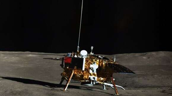 You'll Experience 200 Times More Radiation Standing on the Moon than Standing on the Earth