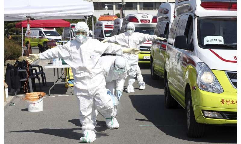 As virus cases near 100,000, fear of 'devastation' for poor