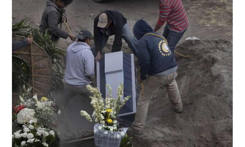 Mexico becomes 4th country to hit 100,000 COVID-19 deaths