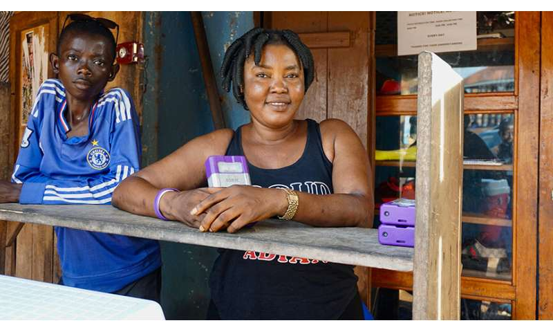 Next-generation battery storage delivers affordable, clean energy to communities in Sierra Leone