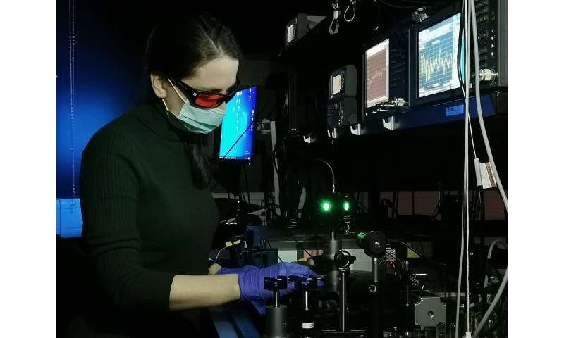 Scientists develop method to detect charge traps in organic semiconductors