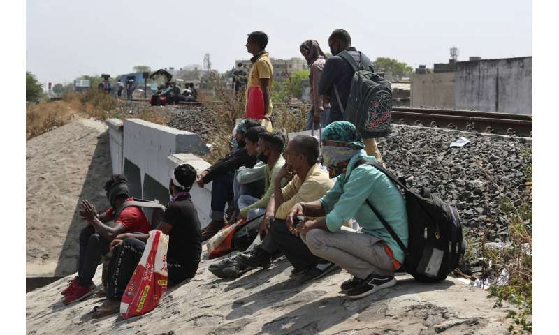 India to start limited trains as it looks to ease lockdown