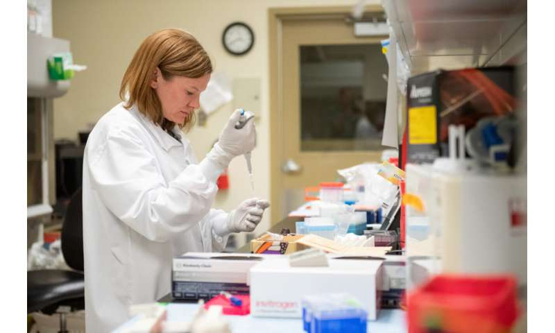 Researchers pursue a vaccine to target an Achilles' heel of the coronavirus