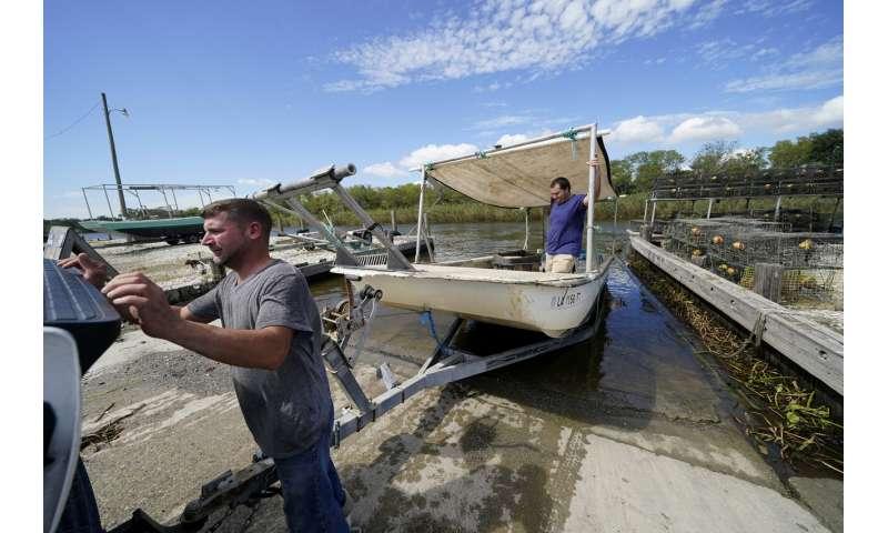 'Sheer anxiety': Louisiana braces itself for Hurricane Delta