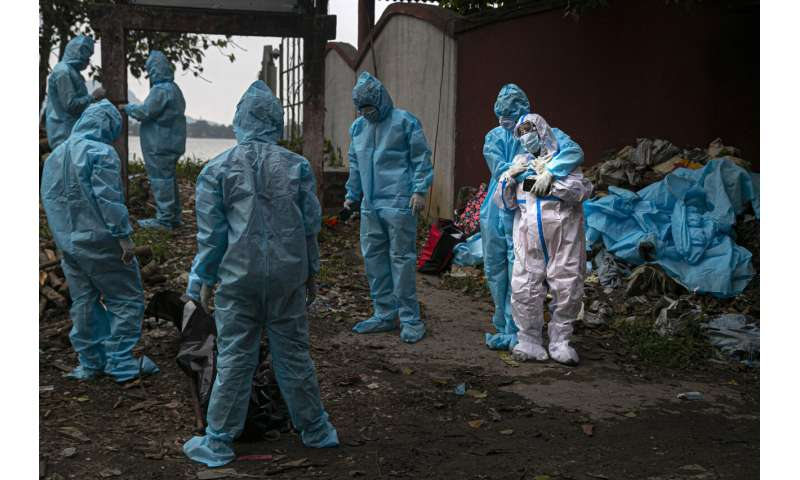 As India's virus cases rise, so do questions over death toll