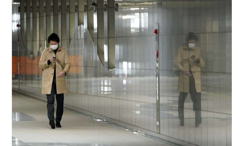 As outbreaks flatten in places, Japan, India see more cases