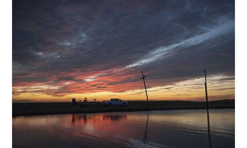 Busy 2020 hurricane season has Louisiana bracing a 6th time