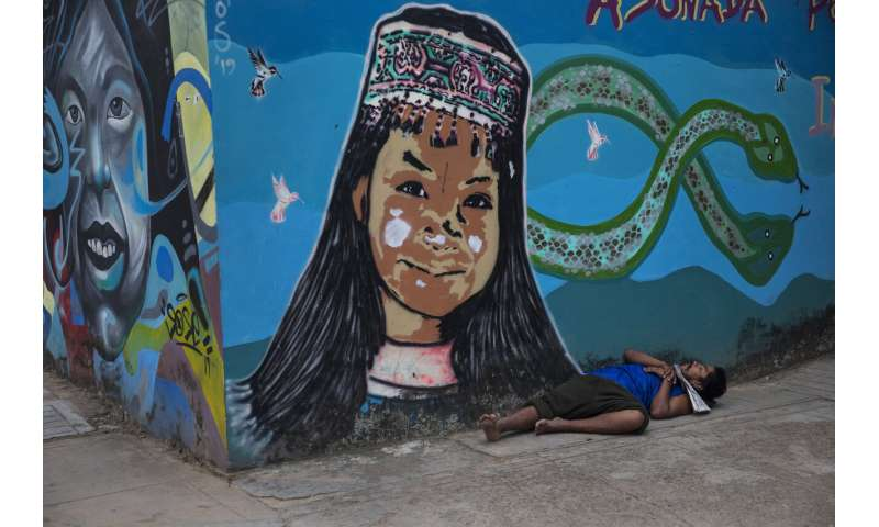 Peru's Indigenous turn to ancestral remedies to fight virus