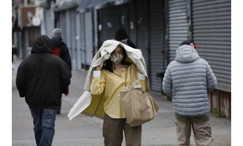 Study: Virus death toll in NYC worse than official tally