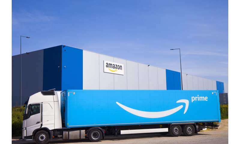 EU files antitrust charges against Amazon over use of data