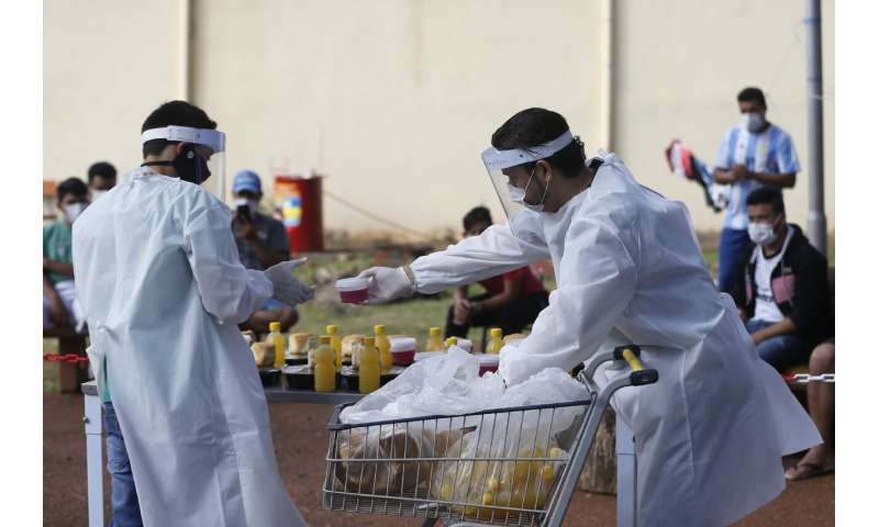 Paraguay controls coronavirus, while its neighbors struggle