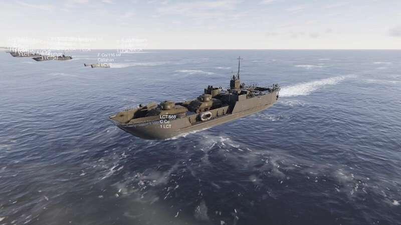 Teknologi medan perang realitas virtual yang dirancang untuk melatih para pemimpin militer