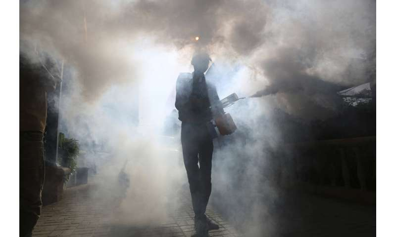 Virus cases about 2M worldwide; few new hot spots