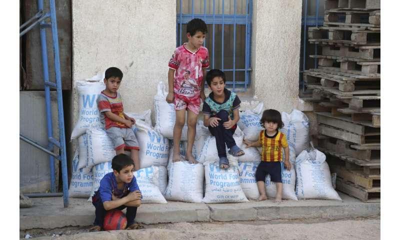 World Food Program wins Nobel Peace Prize for hunger fight
