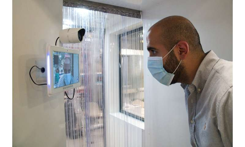 As virus cases rise, UAE adjusts to a new normal in pandemic