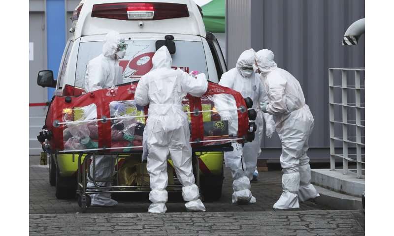 Travel chaos erupts as Italy quarantines north to halt virus
