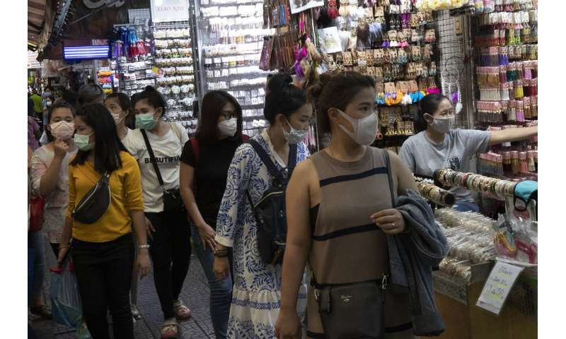 WHO declares that virus crisis is now a pandemic