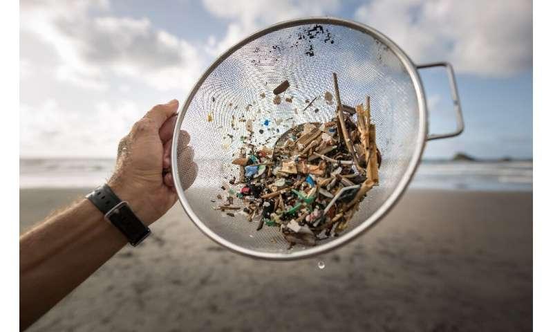 14 million tonnes of microplastics on sea floor: Australian study