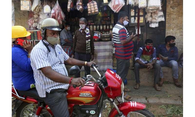 India's coronavirus cases cross 8 million, behind US