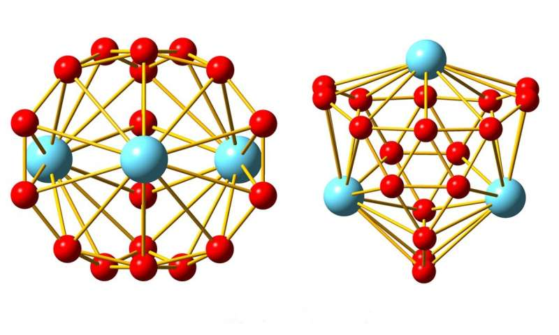 Researchers discover new boron-lanthanide nanostructure