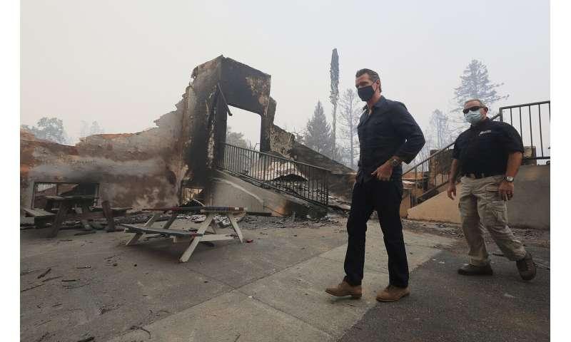 California milestone: 4 million acres burned in wildfires