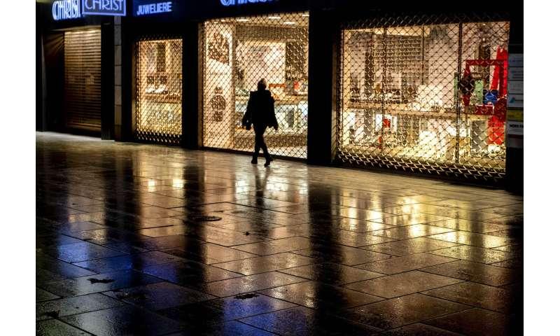 Germany enters harder lockdown as virus deaths hit new high