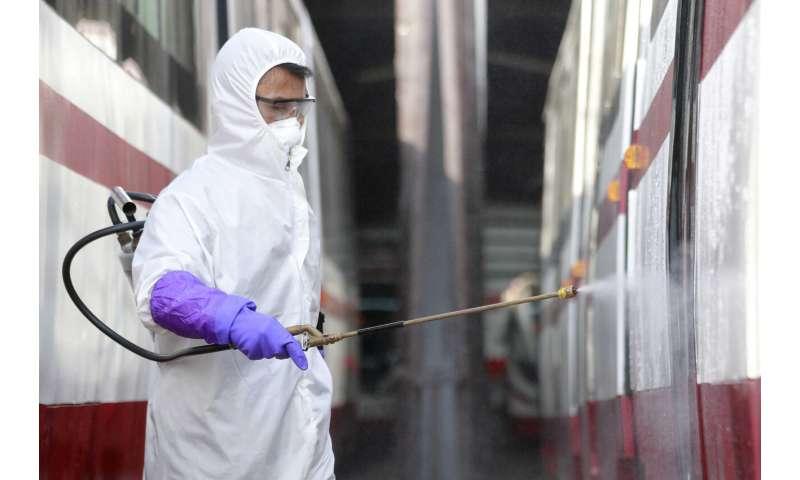 Globe braces for long battle against virus as cases spread