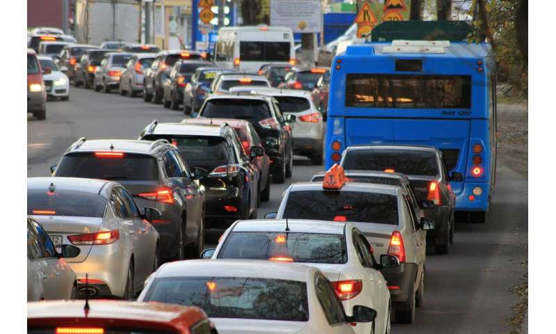 Russian Scientists Train Neural Networks to Monitor Traffic