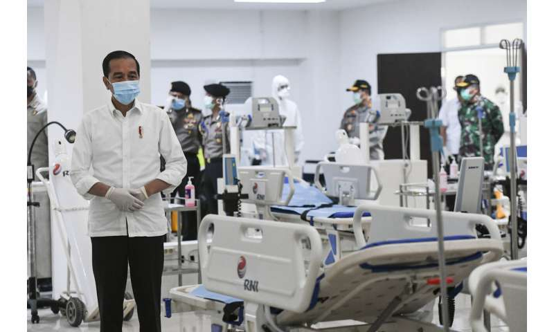 Hunt for medical gear to fight virus becomes all-consuming