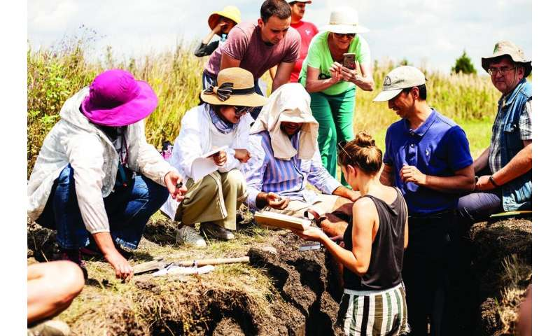 La escuela de verano de ciencias del suelo de la universidad RUDN cubrió 5 zonas climáticas desde el mar de barents hasta el